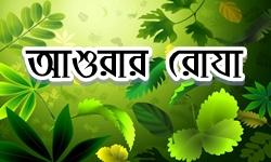 মহররমের দশ তারিখের পাশাপাশি নয় তারিখেও রোজা রাখা মুস্তাহাব [www.islamerpath.wordpress.com]